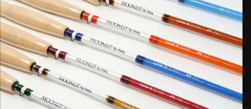 moonlit fly rod review