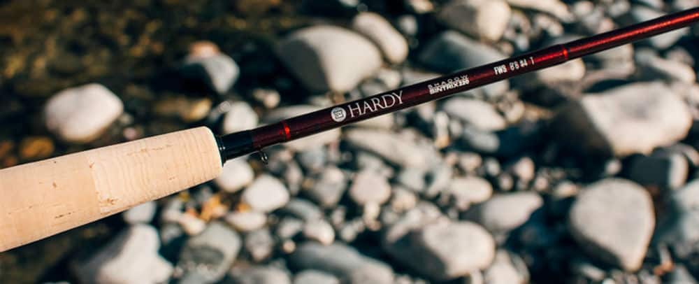hardy shadow fly rod reviews