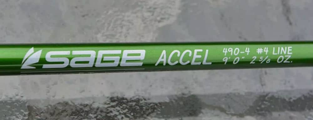 Rod Review: Sage ACCEL
