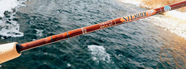 St Croix Imperial Fly Rod Review – Made in USA